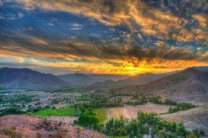 Chile Valle del Elqui