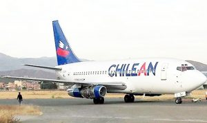 Chilean airways